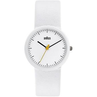 Braun Uhren Damenuhr Classic BN0021WHWHWHL-66547