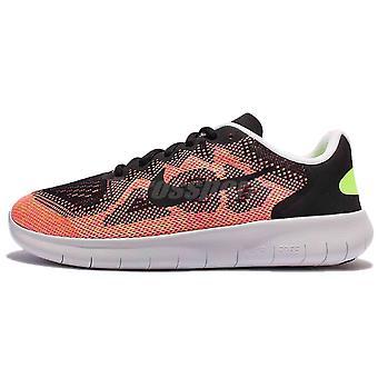 Nike gratis RN 2017 (GS) 904255 003 kvinners trenere