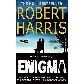 Enigma av Robert Harris - 9780099527923 bok