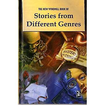Stories from Different Genres by Mike Hamlin - Christine M. Hall - Ja