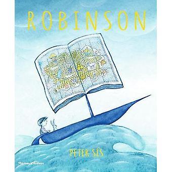 Robinson door Peter Sis - 9780500651599 boek
