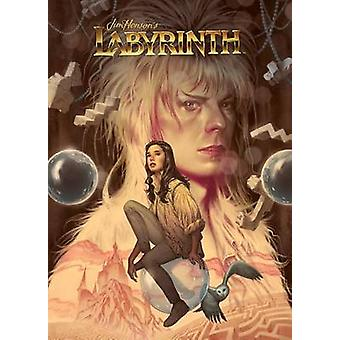 Jim Hensons Labyrinth Artist Tribute by Steve Morris - 9781608868971