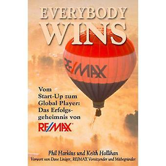 Jeder gewinnt - Vom Start bis Zum Global Player - Das Erfolgsgeheimnis