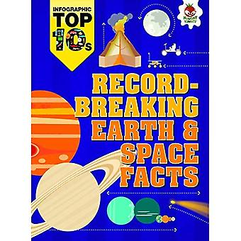 Record-Breaking Earth & Space Facts (Infographic Top 10s)