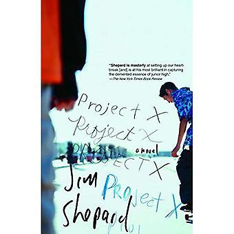 Project X (Vintage Contemporaries)