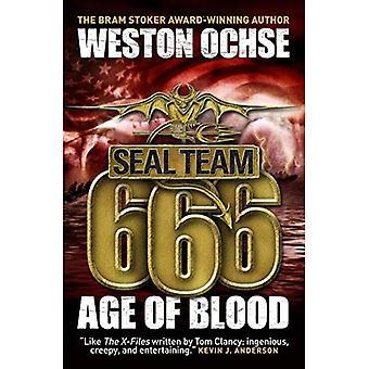 SEAL Team 666: Wiek krwi (Seal Team 666 2)