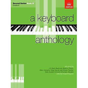 Klawiatury Anthology, druga seria, Księga IV: Bk. 4 (klawiatura antologie (ABRSM))
