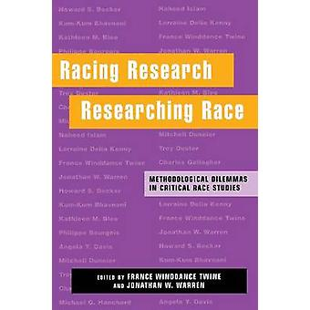 レース レースひも・ フランス Winddance による重要なレースの研究の方法論的ジレンマを調査研究