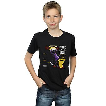Pennytees Boys Foot Clan T-Shirt