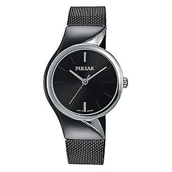 Pulsar PH8235X1-Armbanduhr, Edelstahl, Plated Farbe: Gold