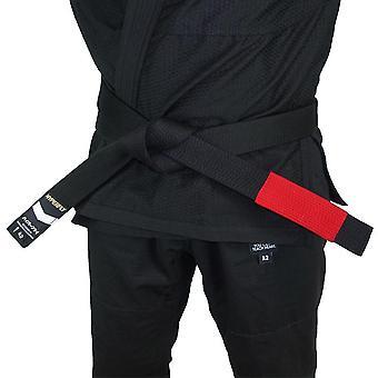 Hyperfly Deluxe BJJ Gi Belt Black