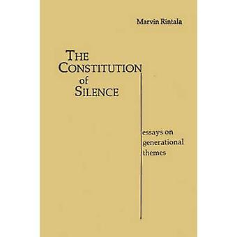 الدستور الصمت مقالات عن مواضيع الأجيال التي رينتالا & مارفين