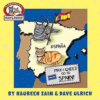 Max en Cheez gaan naar Spanje door Ulrich & David