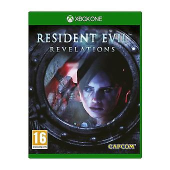 Resident Evil Revelations HD Xbox One Video Game