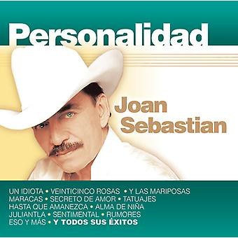 Joan Sebastian - Personalidad [CD] USA import