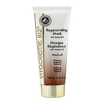 Vitacreme B12 Regenerating Mask (wash-off Mask) - 100ml/3.52oz