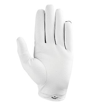 Callaway Golf Mens X Spann MLH Compression Opti Fit Leather Golf Gloves