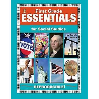 First Grade Essentials for Social Studies - Everything You Need - In O