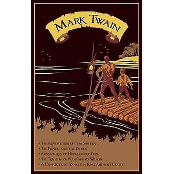 Mark Twain - Five Novels by Mark Twain - Elizabeth Boyle Machlan - 978