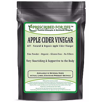 Apple Cider Vinegar - Organic Spray Dried ACV Powder - 5% Acetic Acid (Malus pumila - Mill.)