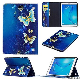 For Samsung Galaxy Tab A 10.1 2019 T510 T515 Motif 38 Bag Art Leather Case Case