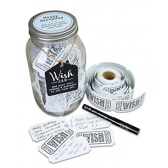 Splosh Happy Birthday Wish Jar | Geschenke aus handverlesenen