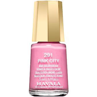 Mavala Colour Inspiration 2017 Nail Polish Collection - Pink City 5ml (291)