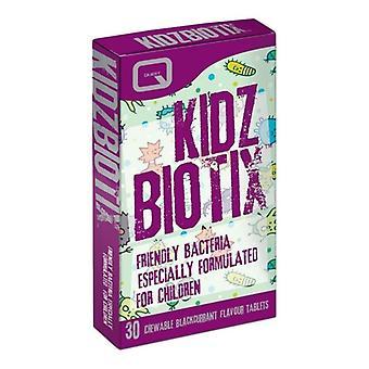 Quest Vitamins Kidzbiotix Tabs 30 (601442)