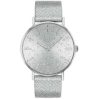 Coach | Womens | Perry | Metallic Strap | Silver Glitter Dial | 14503323 Watch