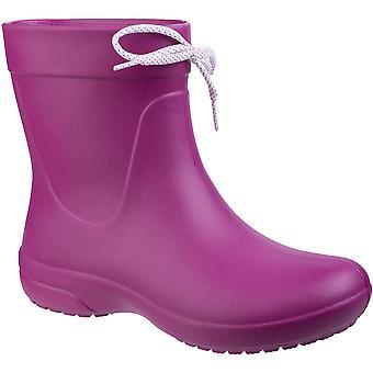كروكس المرأة / السيدات فريسيل شورتي المطر ويلز ولينغتون الأحذية