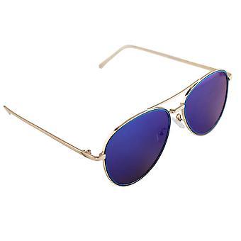 サングラス UV 400 アビエイター ブルー ReflecterendHL131_7