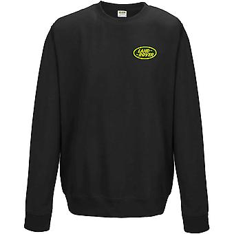 Landrover Landy Offorad 4WD Embroidered Logo - Green - Sweatshirt