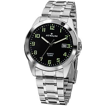ATRIUM Men's Watch Wristwatch Stainless Steel A16-31