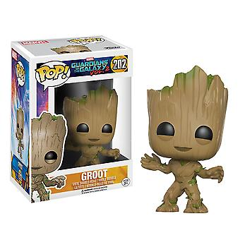 Guardians of the Galaxy Vol. 2 Groot Pop! Vinyl
