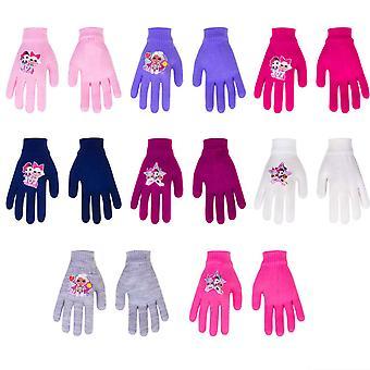 2-Pack L.O.L. Überraschung! LOL Glitter Handschuhe Fingermittens Eine Größe