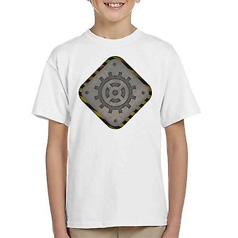 De Crystal Maze Gear Kid ' s T-shirt