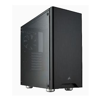 Corsair hard 275R svart ATX mid-Tower sak