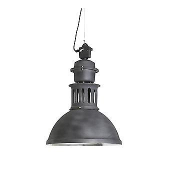 Lys & levende lampe Base Ø65X81 Cm Soreang Rattan svart