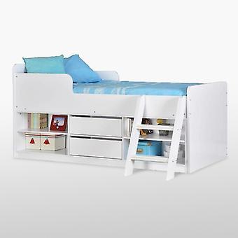 Felix low Sleeper Bed-alb