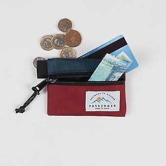 Passasjer utgående reise lommebok