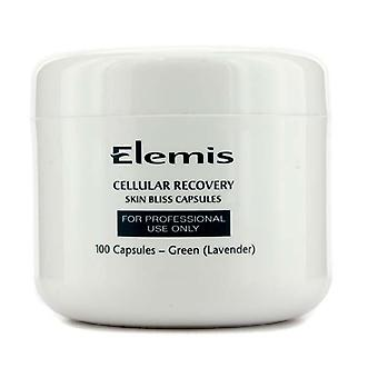 Elemis cellulaire Recovery Skin Bliss capsules (Salon maat)-groene Lavendel-100 capsules