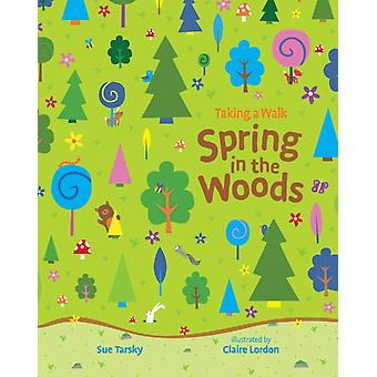 Spring in the Woods by Sue Tarsky