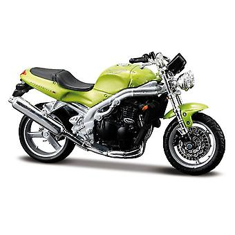 Triumph Speed Triple Diecast Model Motorcycle