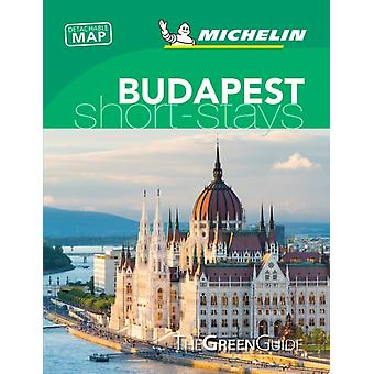 Budapest Michelin Green Guide Short Stays
