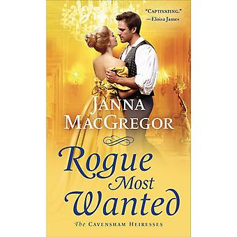 Rogue Most Wanted av MacGregor & Janna