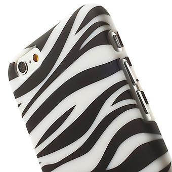 "Zebra Shell iPhone 6 4.7"""