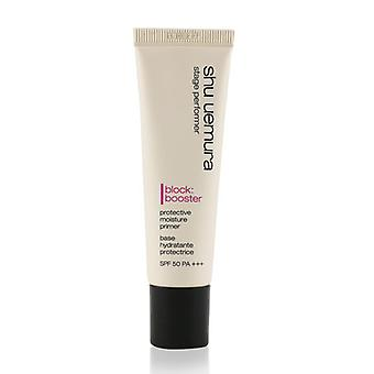 Shu Uemura Stage Performer Block:booster Protective Moisture Primer Spf 50 - # Natural Beige - 30ml/1oz