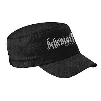 Behemoth Logo Official New Black Cadet Hat