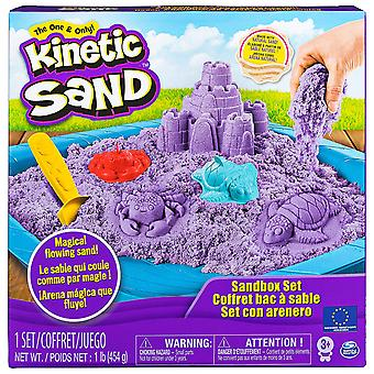 Coffret de sable cinétique (couleurs assorties)