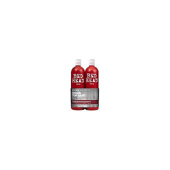 Tigi Bed Head Urban Antidotes Resurrection Tween Duo (2 X 750ml)